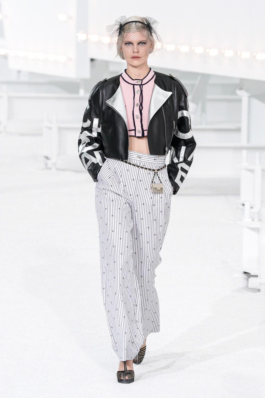 Chanel 2021ss Paris fashion week Virginie Viard