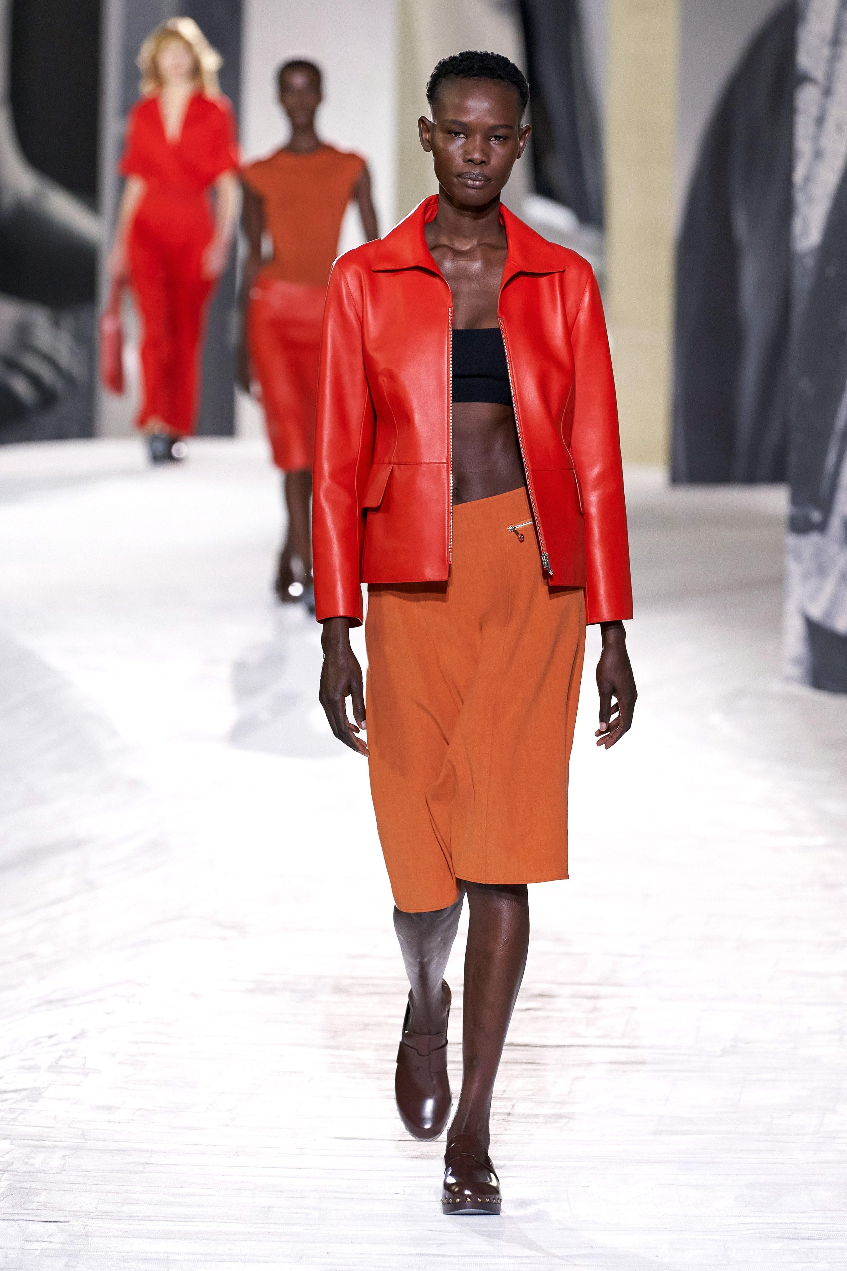hermes spring 2021 ready to wear Paris fashion week