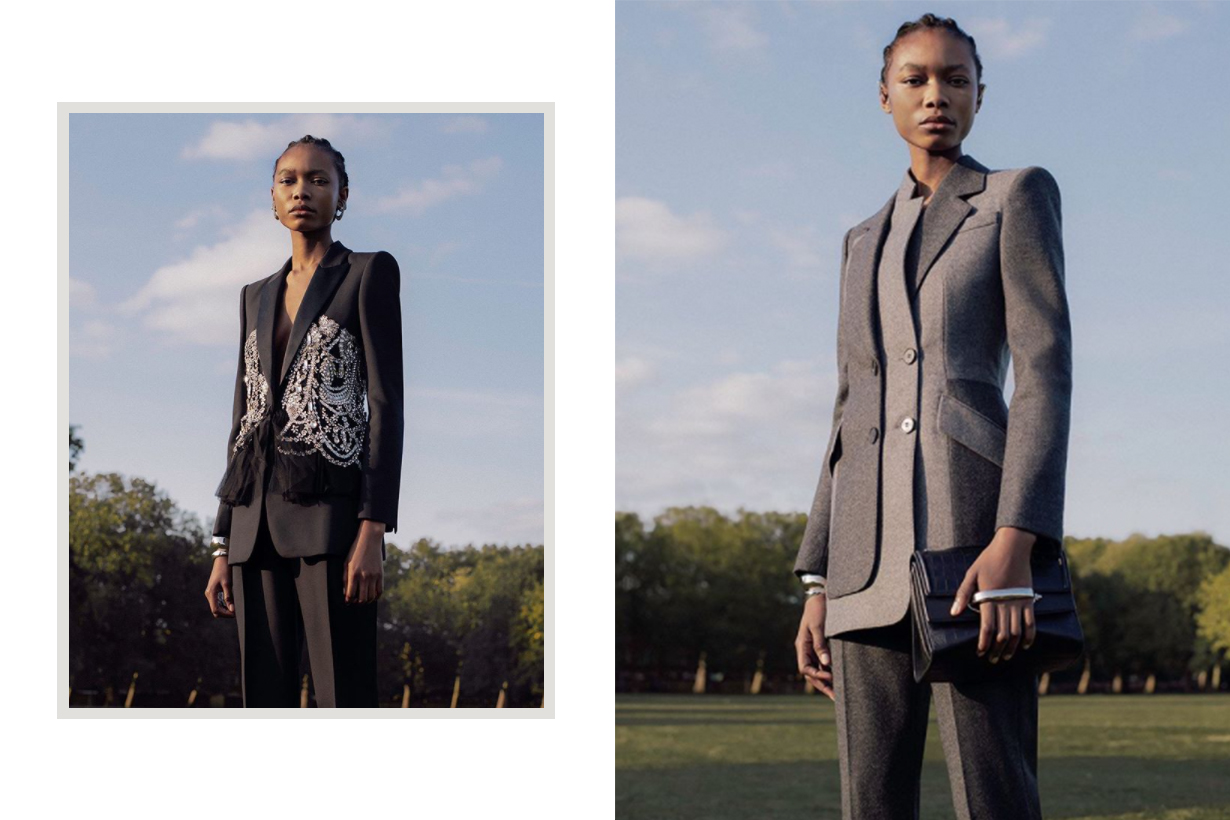 Alexander McQueen Exclusive Collection for Matches Fashion