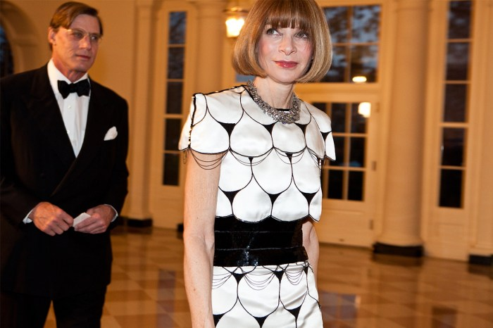 廝守 20 年終要分開,時尚女王 Anna Wintour 傳出與 74 歲商人分手⋯⋯