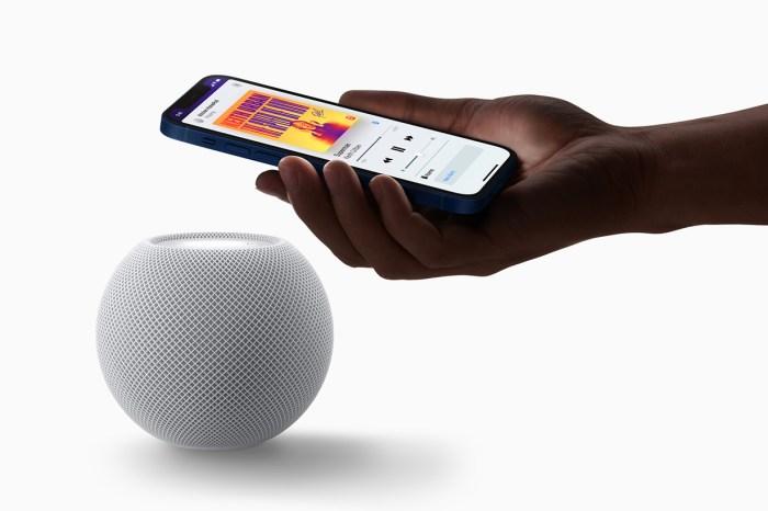 Apple 推出 HomePod Mini!小小揚聲器帶來出眾音色