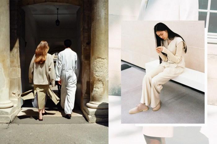 簡淡冷靜的日系穿搭:這個曾與 New Balance 聯乘的日本品牌,值得趕快收入衣櫥!