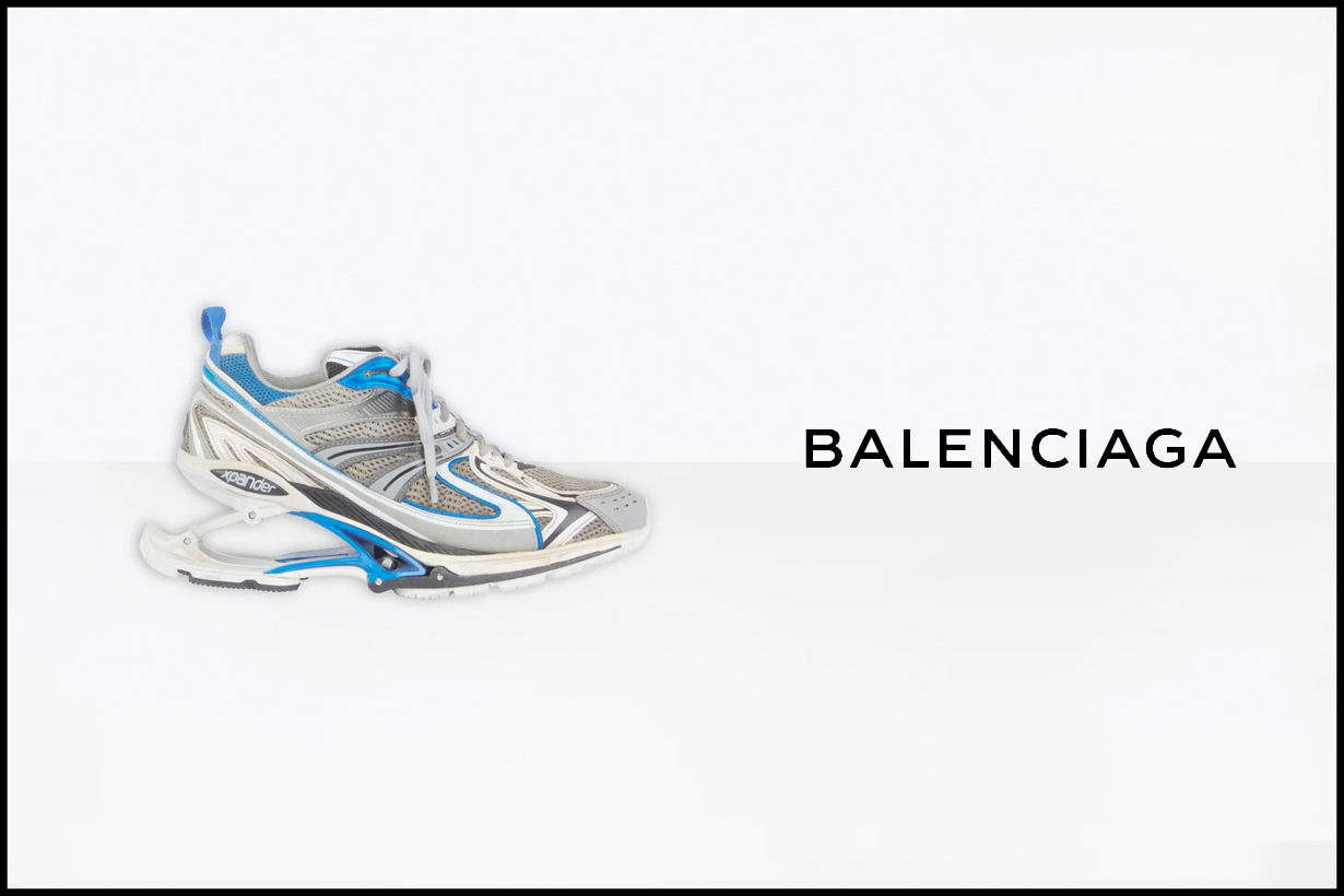 balenciaga xpander it sneakers 2021 new