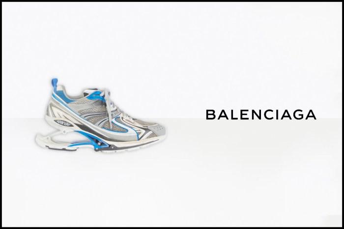 全新騰空鞋底:Balenciaga 老爹鞋超進化,X-Panders 來勢洶洶成熱論!