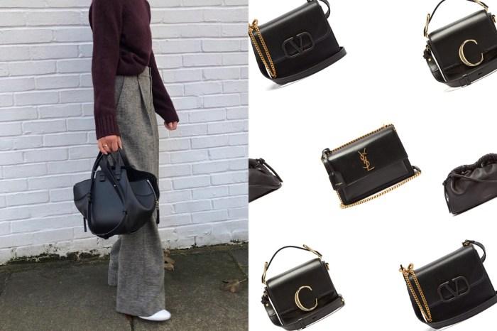 全部不到港幣 2 萬元!除了小黑裙外,女生們還需要一個經典黑色手袋!