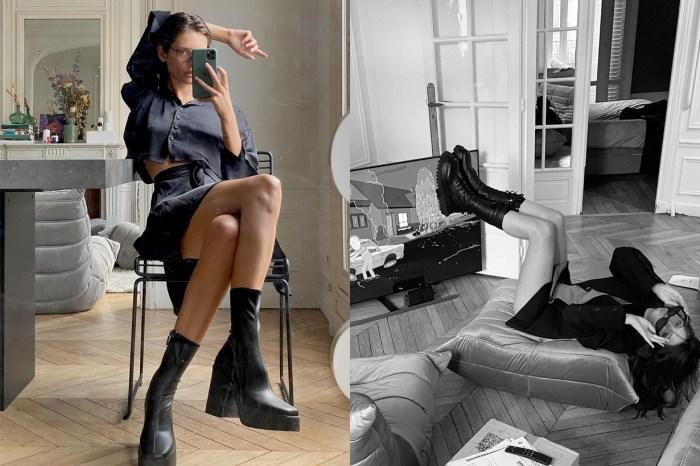 尋覓完美靴款的偷吃步:套入這個公式,算出最適合自己的鞋跟&筒高!