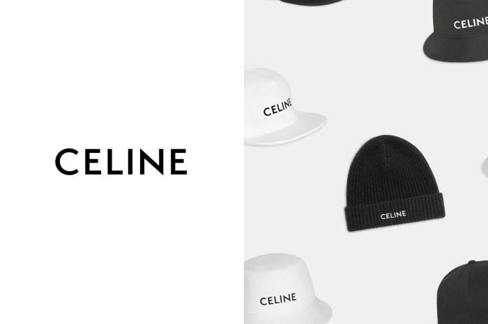 極簡黑白:CELINE 這一系列基本帽款,放上好幾季也不怕過時!