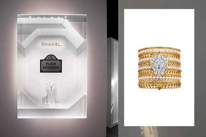 每一件作品也是工藝!人生一定要入手一件 Chanel 高級珠寶