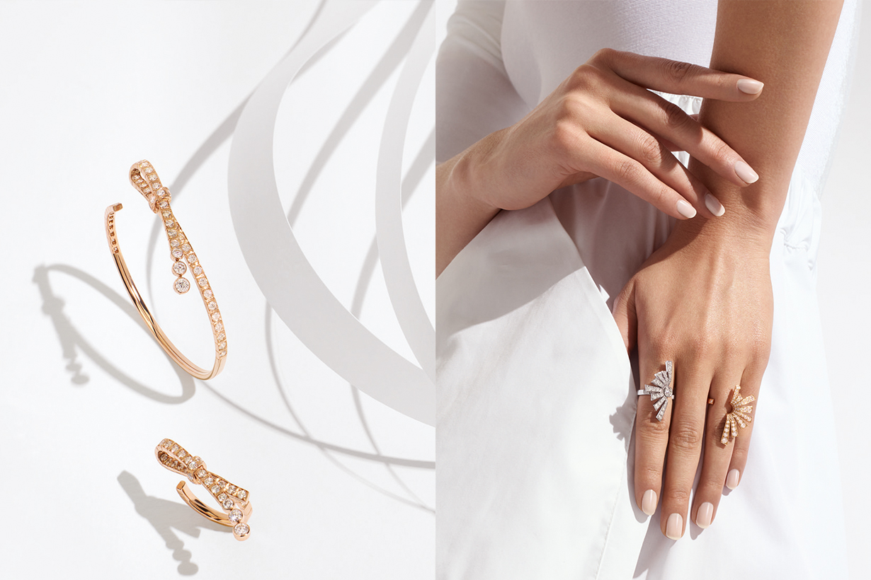 Chanel The Icons of 1932 Fine Jewelry Collection