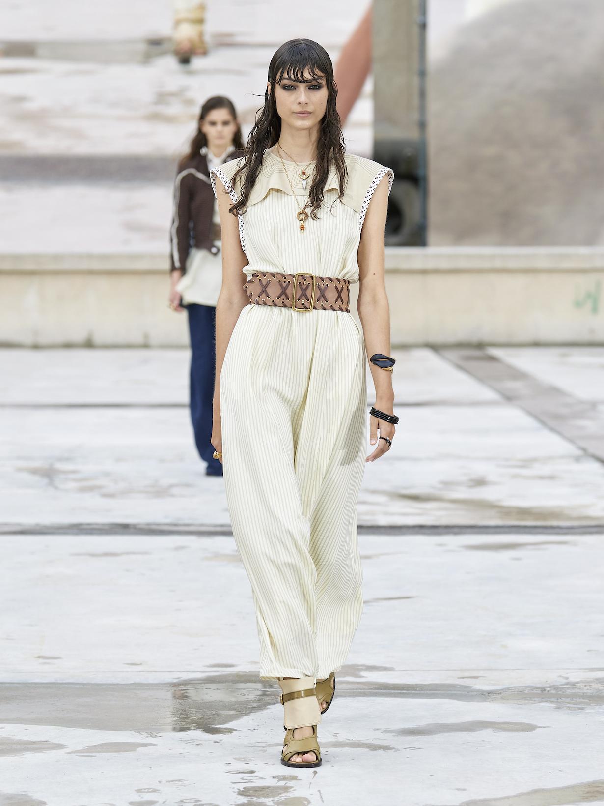 chlow 2021 ss pfw fashion week Natacha Ramsay-Levi season in hope