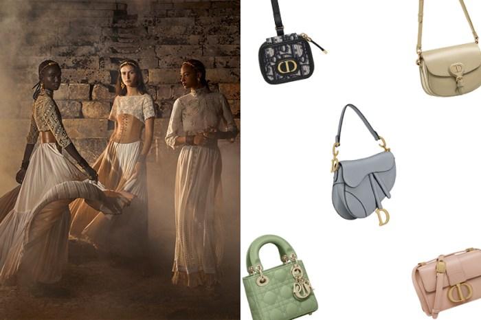 鎖定下一爆款:Dior 早春手袋上架,時尚迷最愛哪些重點單品?