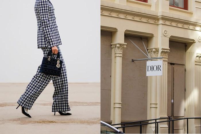 最好入手時機?首個加入雙 11 的奢侈品牌,Dior 宣佈推出限定系列!
