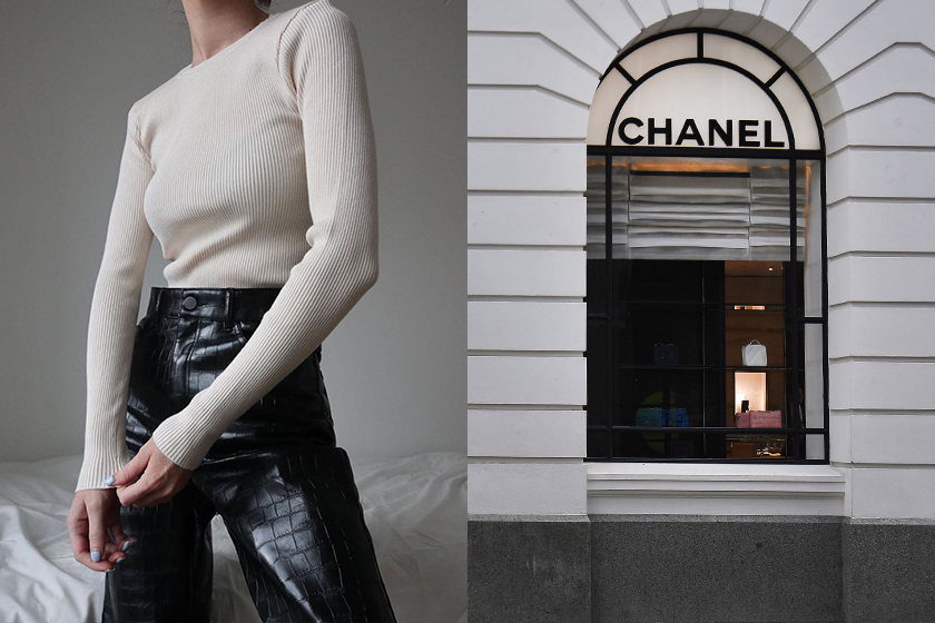 chanel kering and hm luxury brand fast fashion the fashion pact sustainability targets