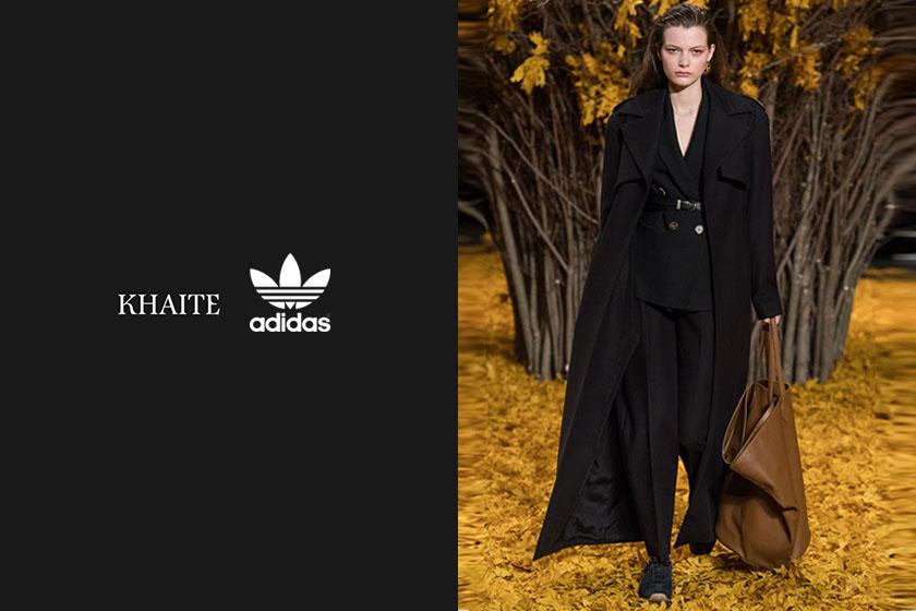 Adidas khaite collaboration sneakers trend 2020 fw