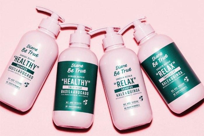 日本純素洗髮水:不只成分天然,連瓶子也特別花心思製造!