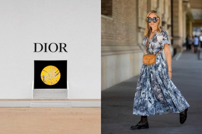 二手市場最保值的 Dior 手袋 Top 3,拔得頭籌的竟然是這款腰包!