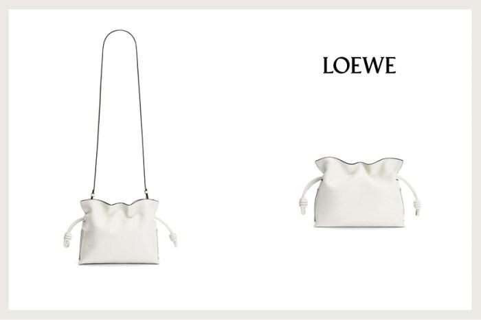 Loewe 這款當紅手袋,全新迷你款式直接登上秋冬 It bag 榜單?