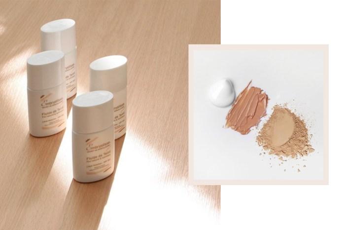 化妝同時護膚:有了這瓶粉底液,輕易化出法國女生的自然裸妝感!