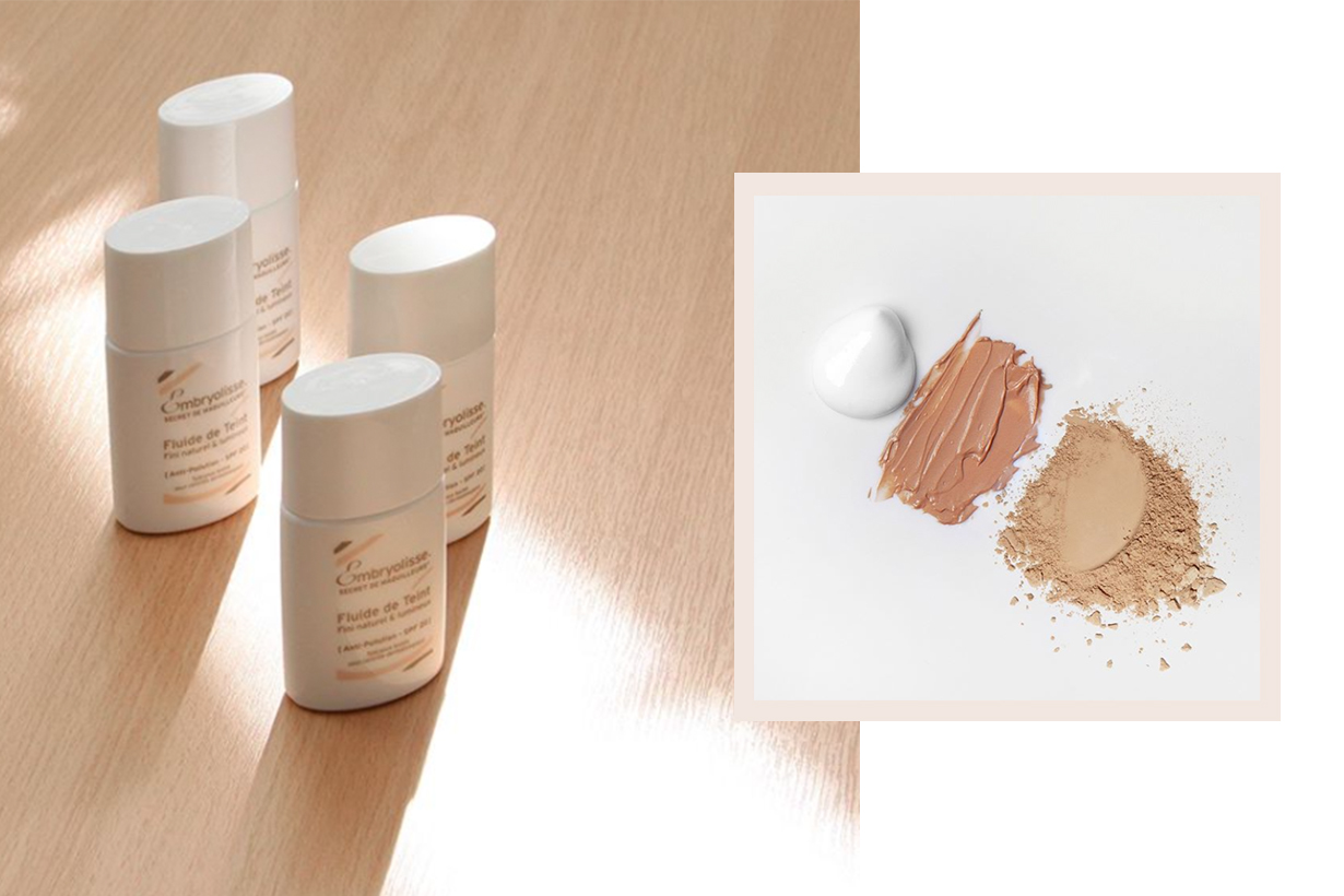 French Brand Embryolisse Foundation