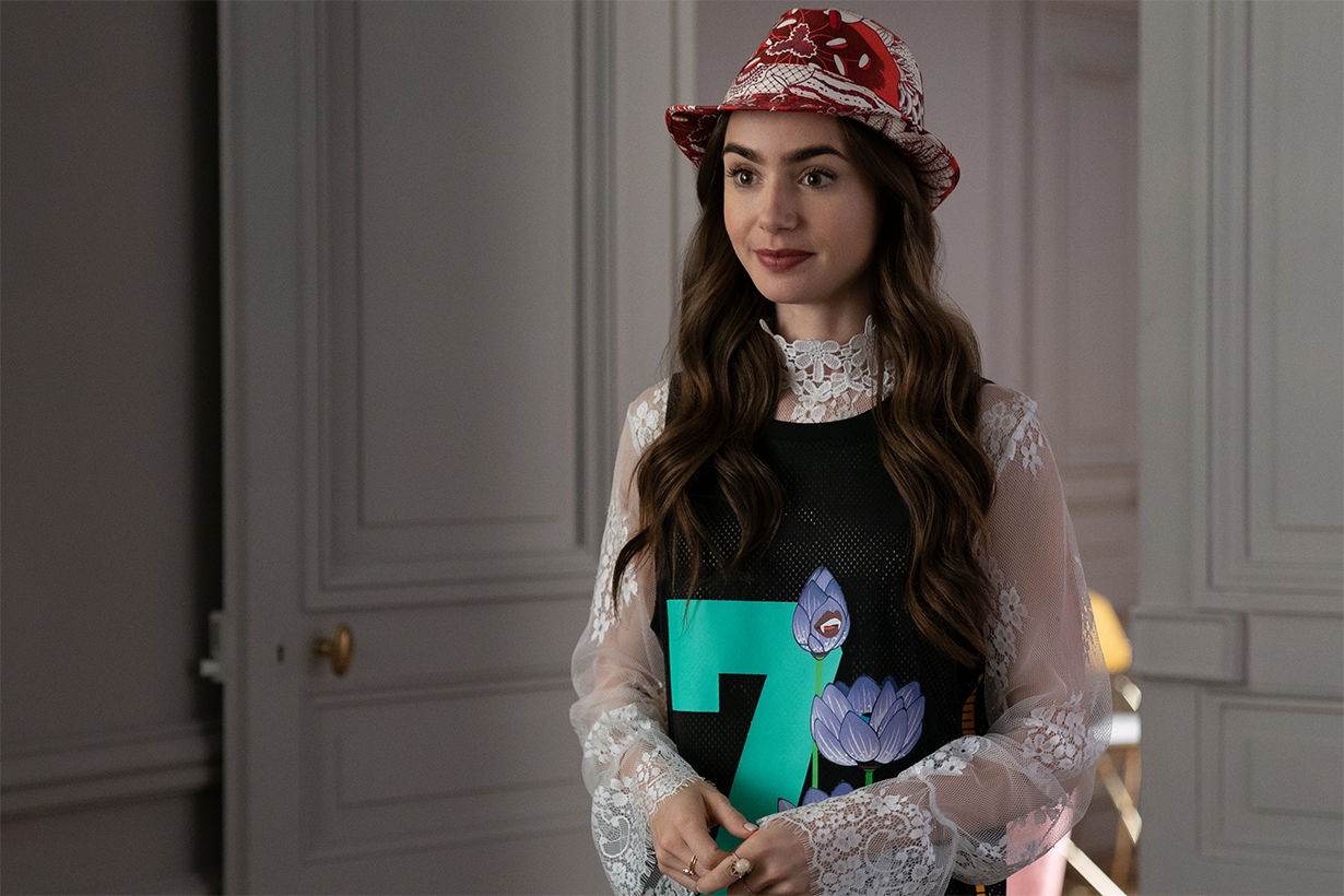Emily in Paris fans judge Lily Collins eveals character 22 apologize