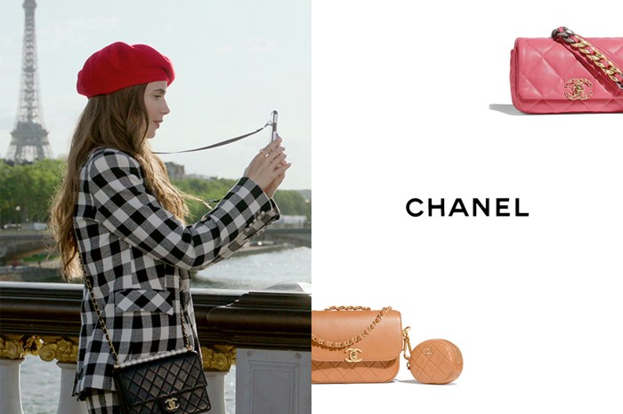 搜出《Emily in Paris》裡 5 只 CHANEL 手袋:比起經典款,更多來自限定系列!