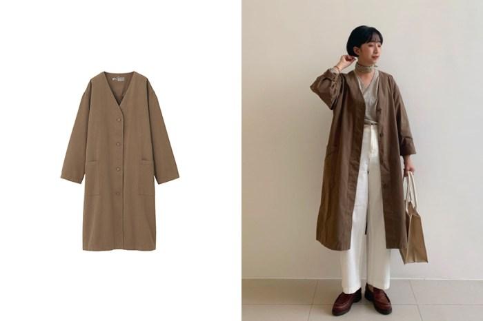 MUJI 新上架的秋日外套,為什麼成為本季必買清單第一位?