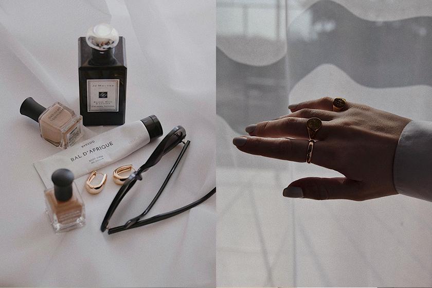 Deborah Lippmann nail polish 2020 fw nude color