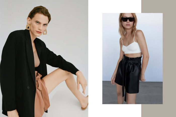 Zara 這條 HK$229 的褲款帥氣、顯瘦,更是完美的秋季過渡單品!
