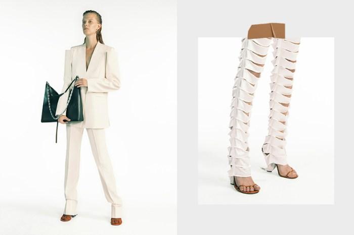 #PFW:Matthew Williams首個 Givenchy 系列,焦點單品一次看!
