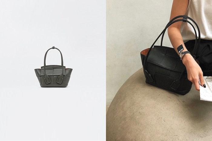 超熱銷 The Arco手袋:Bottega Veneta 又上架兩款燒火新成員!