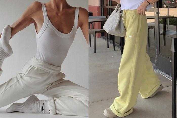 一款 4 種顏色,NikeLab 即將上架的這款運動褲已經被鎖定!