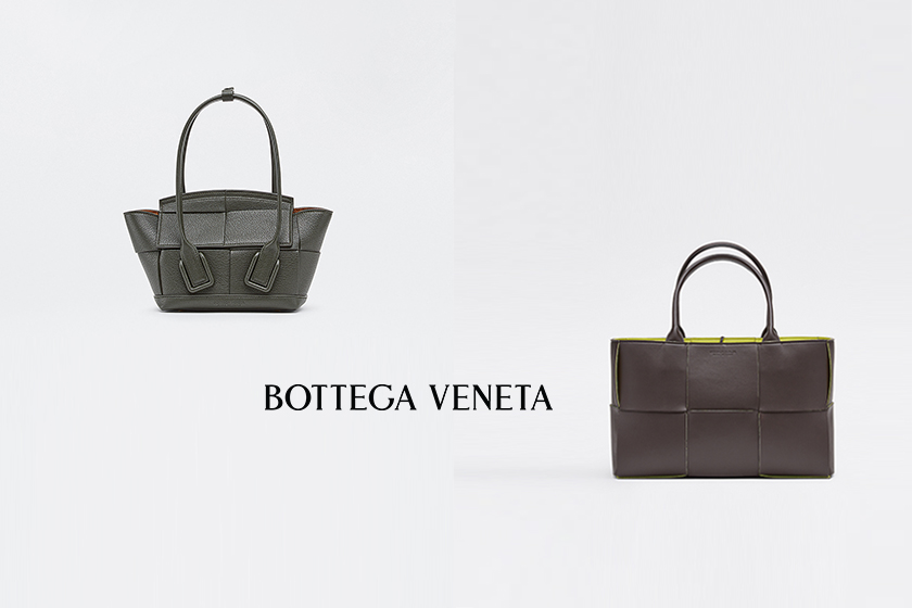 Bottega Veneta Mini Arco Alco Tote handbags 2020 fw