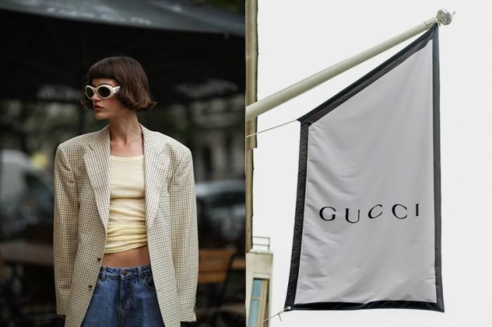 Gucci 宣佈正式進軍二手轉售市場,未來奢侈品界將產生變化?