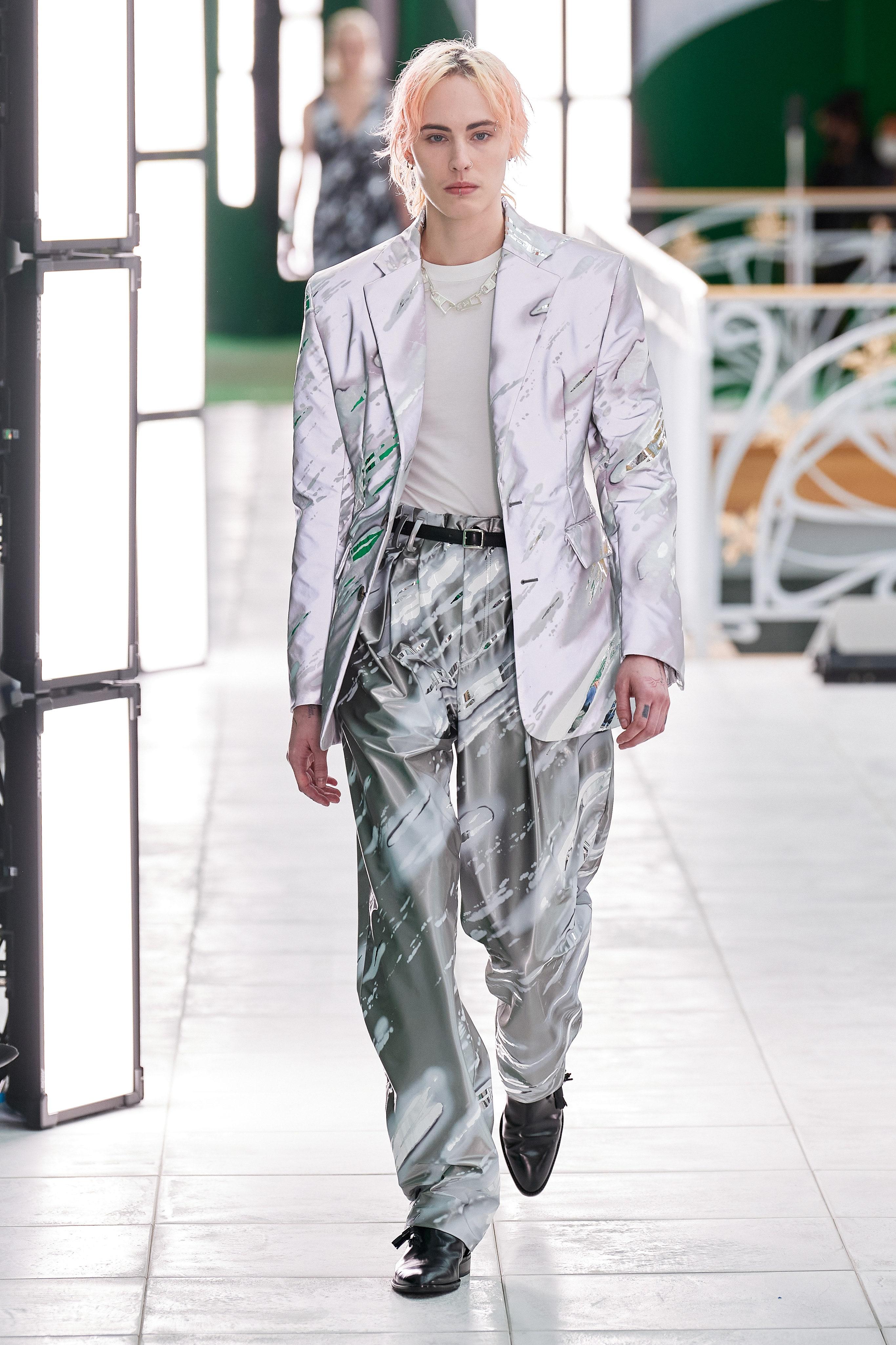 Louis vuitton pfw spring 2021 ready to wear Nicolas Ghesquiere