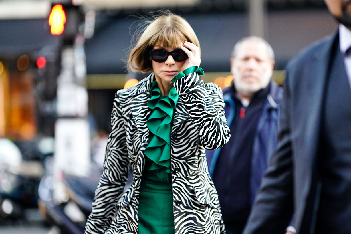 Former Black staffers call for Anna Wintour to surrender control of Vogue,