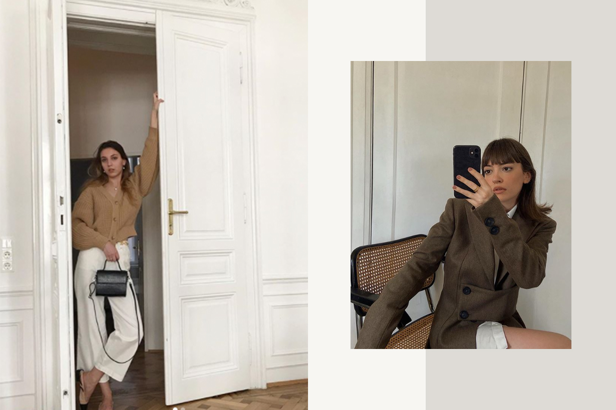 3 Simple Fall Uniforms a French Girl Is Seeing All Over Paris Right Now