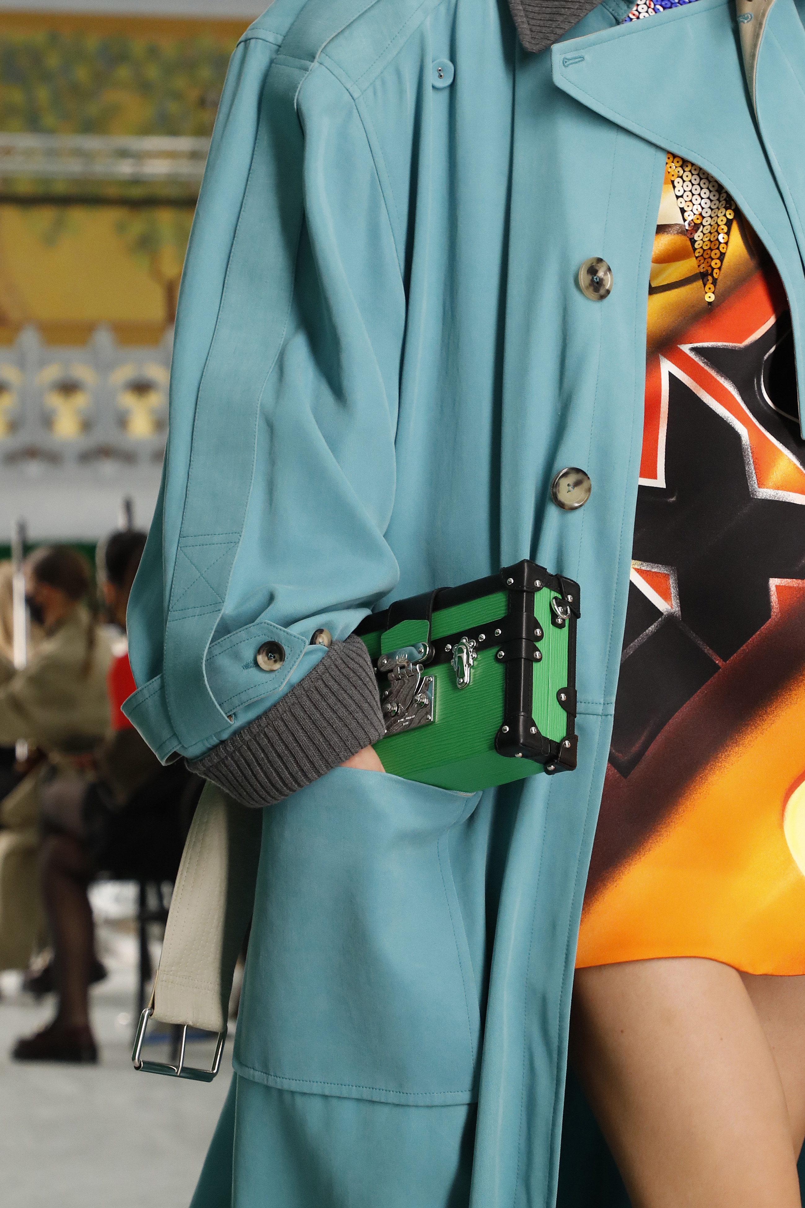 louis vuitton handbags 2021 ss runway detail
