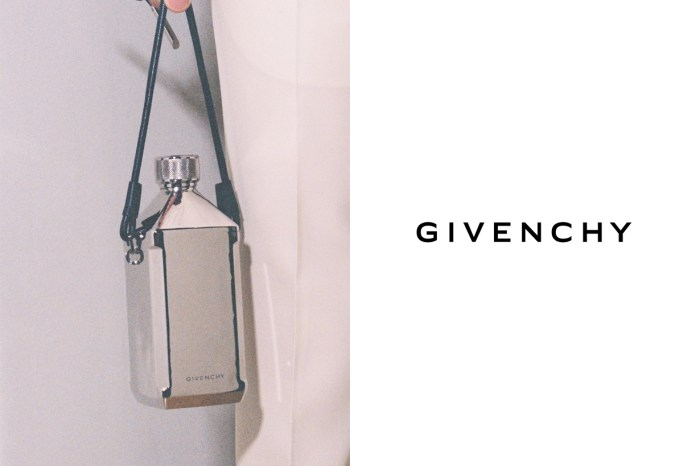 巴黎時裝週才剛落幕,沒想到 Givenchy 已經悄悄迎來第一個聯名!