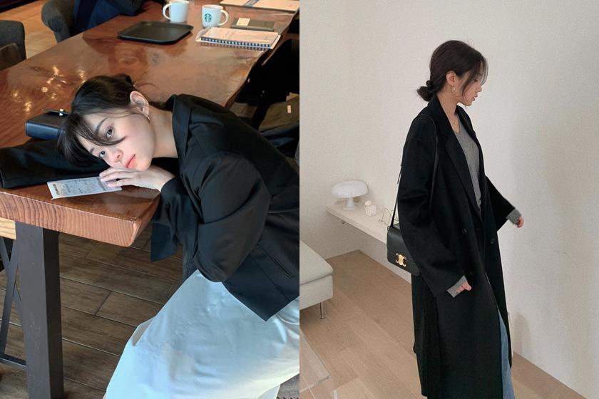 low hair bun tips korean japanese girls tutorial hairstyle