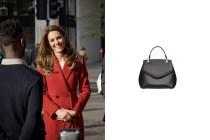 凱特王妃的新手袋引起注目:熱搜之後發現,正來自台灣設計師品牌!