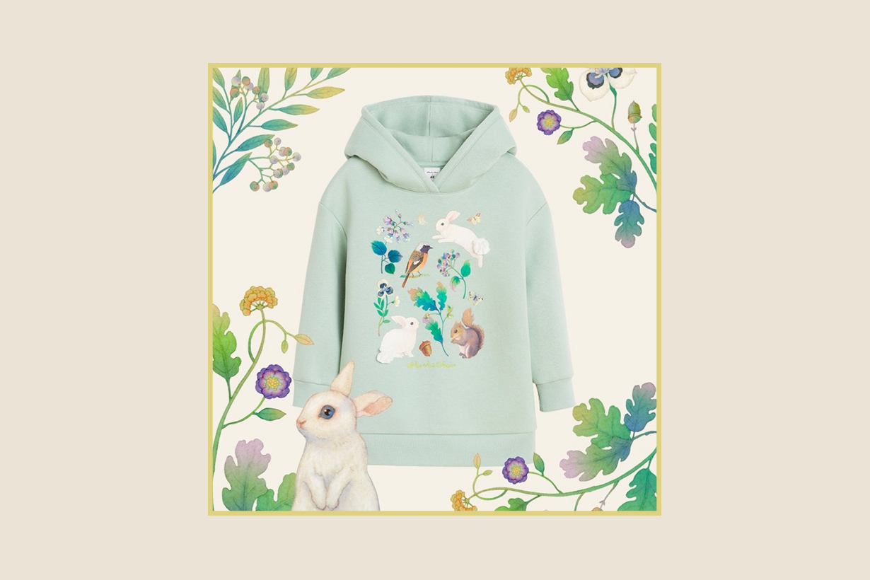 H&M Whooli Chen kids collabration 2020