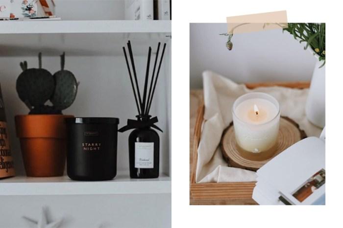 給生活添上讓人愉悅的儀式感:來自越南的小眾蠟燭品牌,每一種味道都帶著浪漫質感!
