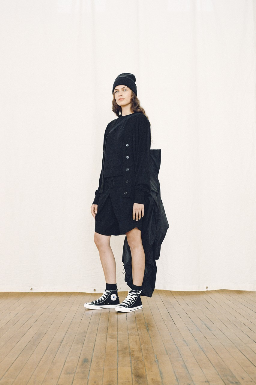 nike every stitch considered capsule collection lookbook minimalist performance wear