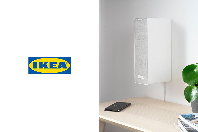 Ikea x SONOS SYMFONISK wifi speaker