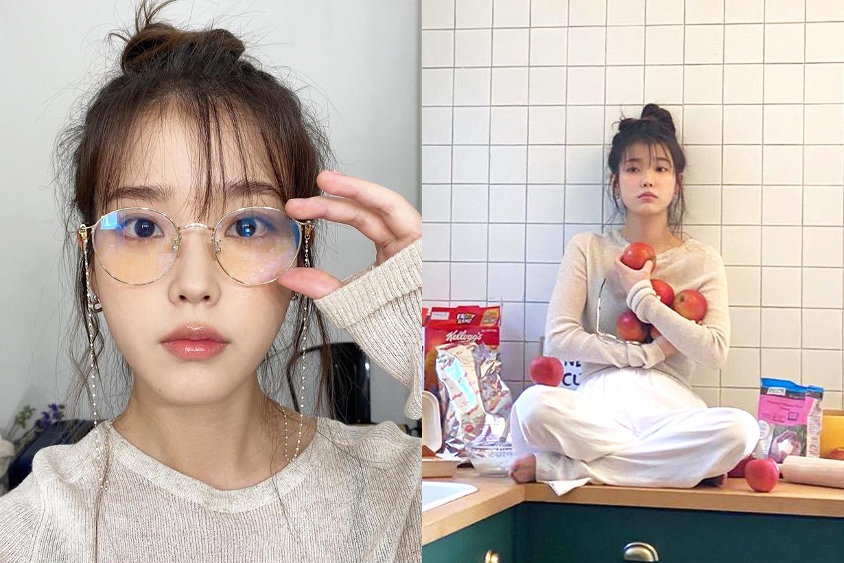 IU Lee Ji Eun Changing Emotions Anti Depression Thought-stoppoing method Korean idols celebrities singers