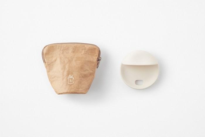 極簡質感設計藏巧思:讓咖啡變好喝的秘密,竟然在這個環保杯蓋上!