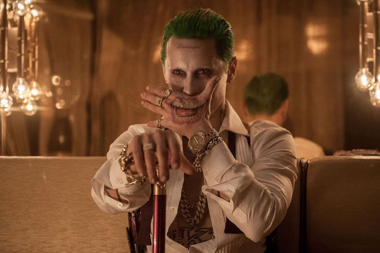 jared leto joker return justice league the snyder cut dc