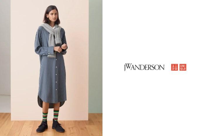 開賣後被推爆:UNIQLO x JW Anderson 最多穿法的單品,就屬這件襯衫!