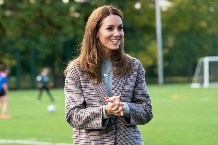 凱特王妃最新影片引起熱議!網民:到底她的光澤感從哪裏來?