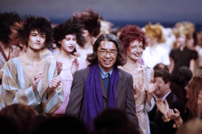 一位傳奇的離開,KENZO 創辦人高田賢三因感染 COVID-19 逝世!